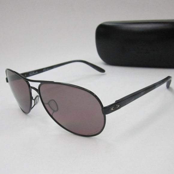 5fd248872f Oakley Accessories - Oakley Feedback OO4079-27 Womens Sunglasses OLE346